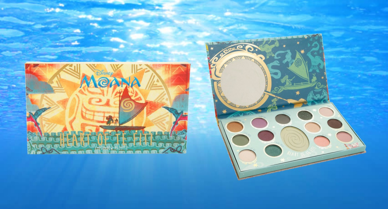 Stop Everything A Moana Palette Exists Influenster Reviews 2019