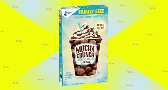 This Cereal is a Coffee Lover's Dream