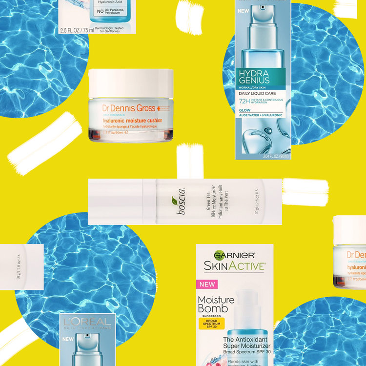 Lightweight Moisturizers to Keep You Hydrated All Summer