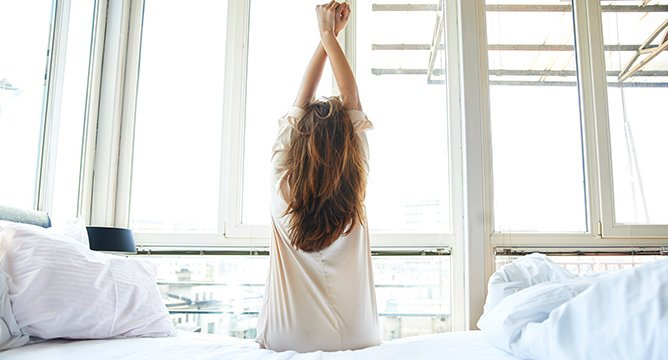 An Influenster Editor's Morning Routine