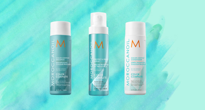 Moroccanoil Launches Their First Color Care Line