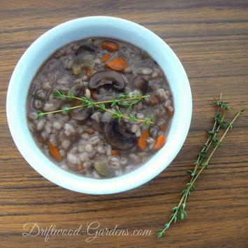 What's for Dinner?: Mushroom Barley Soup