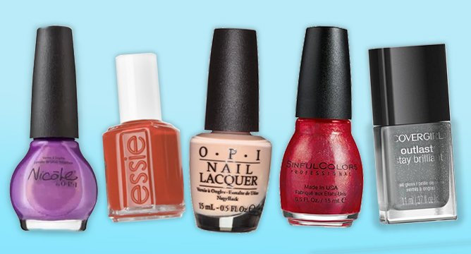 Top 5 Affordable Nail Polishes for Fall