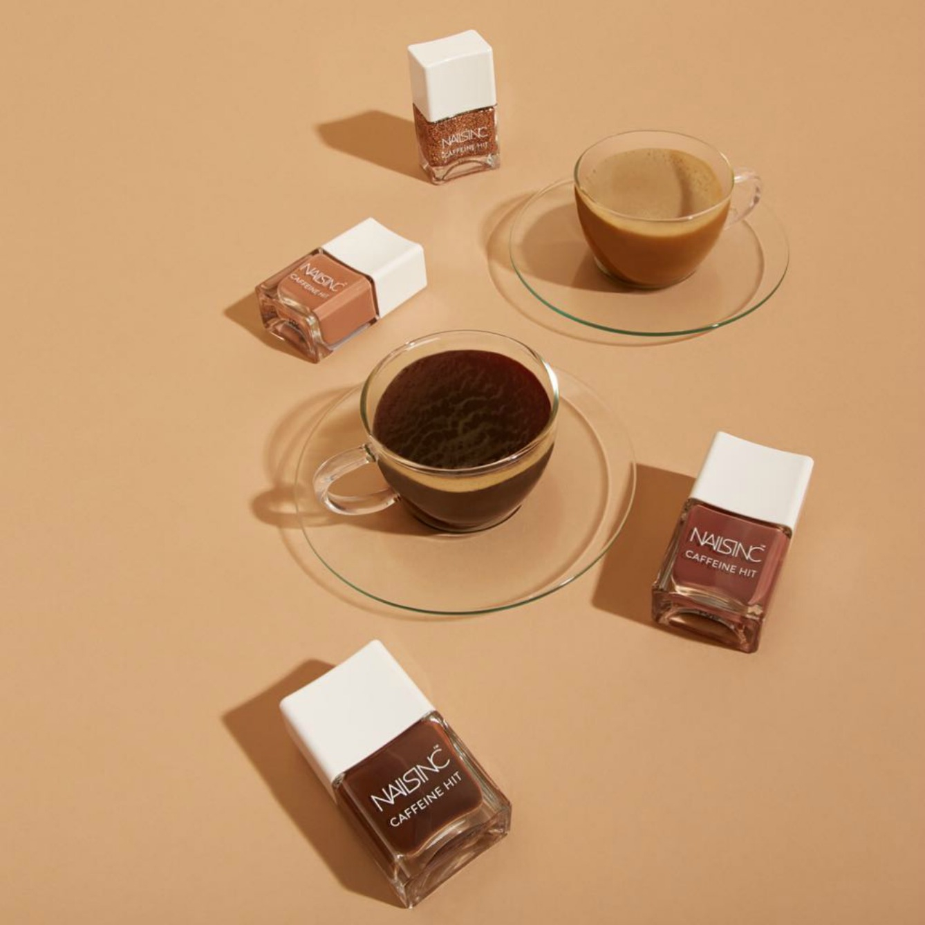 Nails Inc.'s New Shades Are the Perfect Way to Get Your Coffee Fix