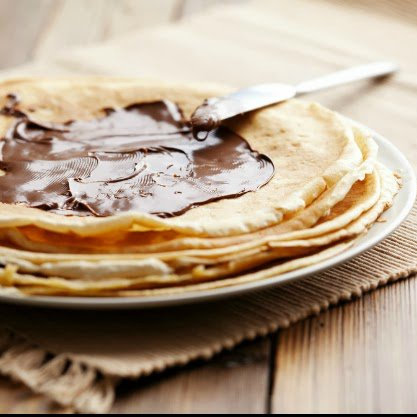 Treat Yourself: Nutella Crepes