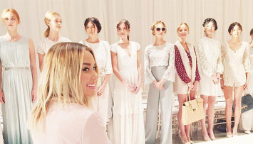 Get the Look from NYFW: LC Lauren Conrad