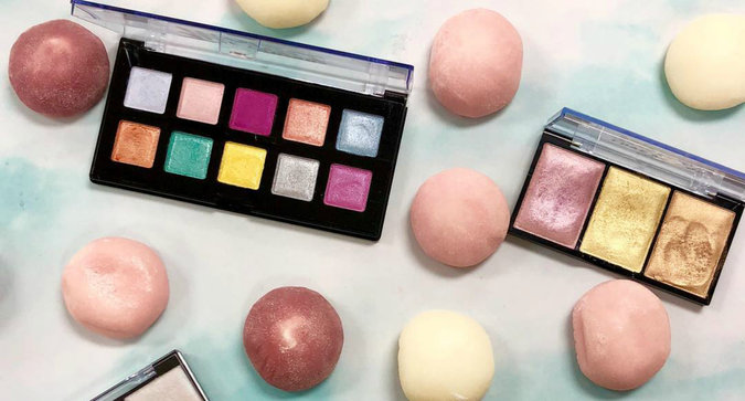 NYX's New Mochi Collection is Dessert in Makeup Form