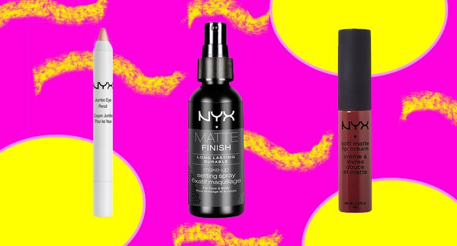 You Can Get The 3 Top Reviewed NYX Products For Less Than $20