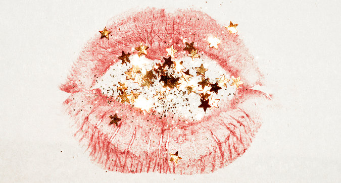 Take Your Lips on a Glitter Trip with NYX's New Lipstick