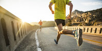 Fitness Friday: Runners Live Longer, It's a Fact.