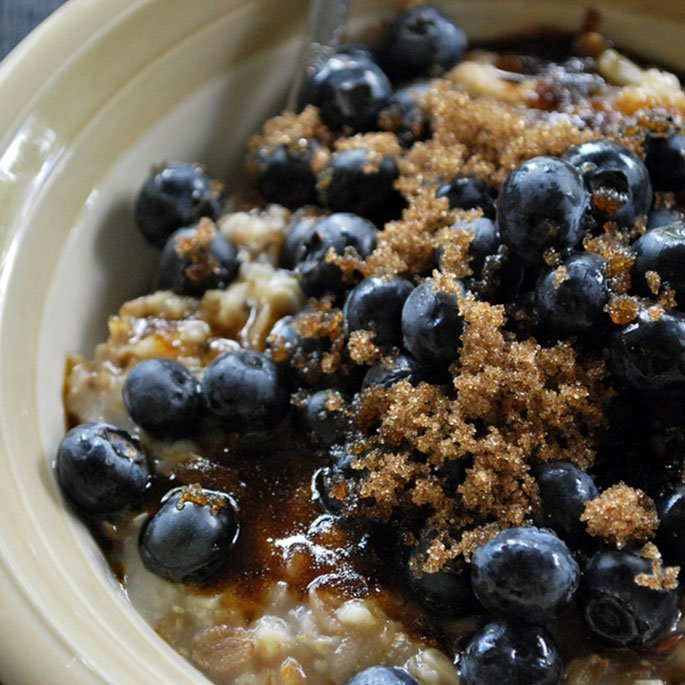 Delicious DIY Crockpot Oatmeal