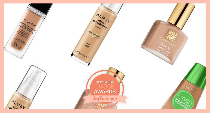 Know Your Nominees: The Best Foundation for Oily Skin
