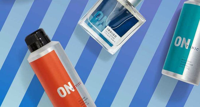 Old Navy Launches a Men's Personal Care Line