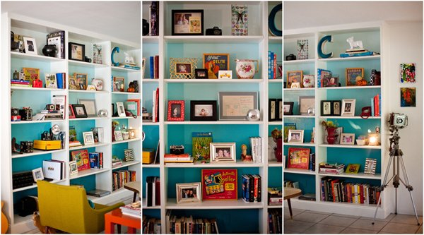 Trend Alert: The Ombré Bookshelf