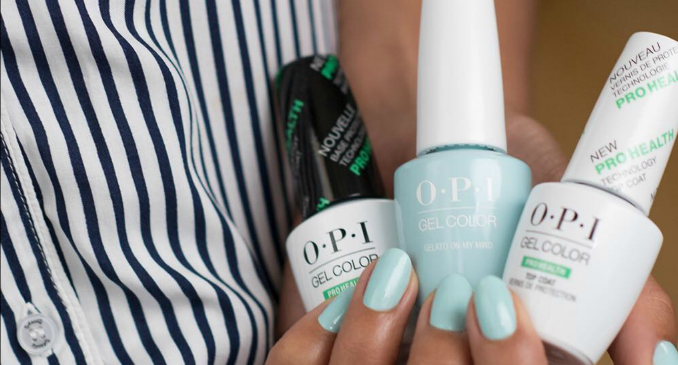 OPI\'s New Gel System is All About Health