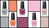 The Best OPI Colors for Spring 2015