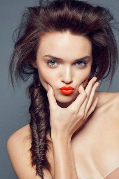 Orange You Glad This Lipstick Tutorial is Here?