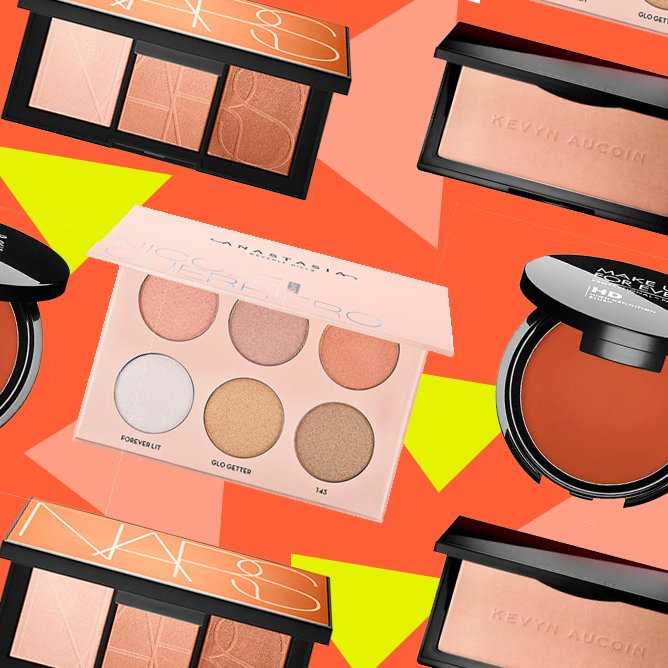 Stunning Apricot Blushes For Anyone Who Is So Over Pink