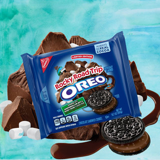Rocky Road Trip Oreos are Finally Happening