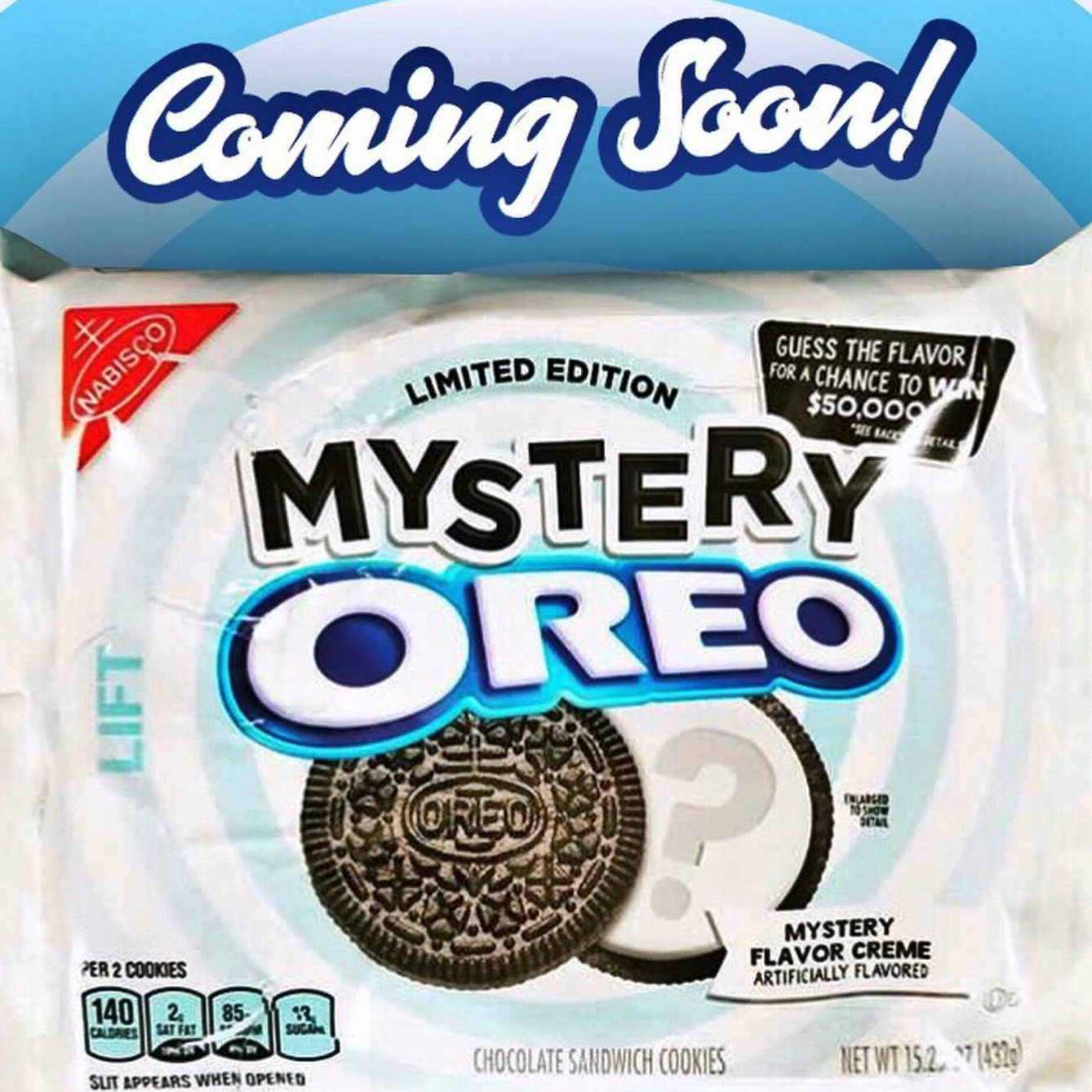 Oreo Has a New Flavor—Can You Guess It?