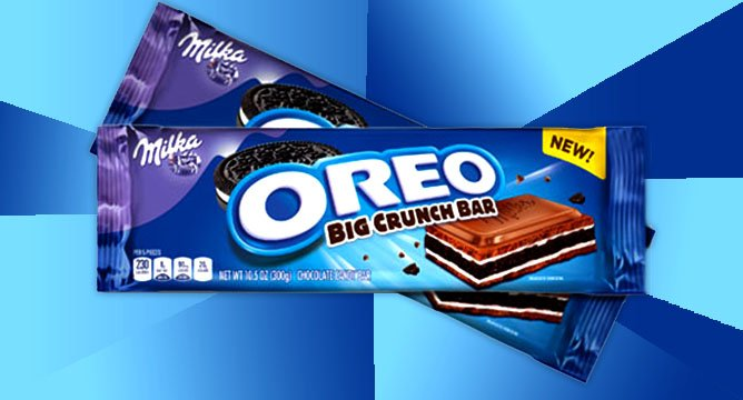 Oreo's Newest Launch is a Holiday MUST