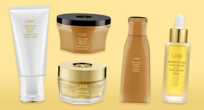 Beauty News Special Report: Oribe is Launching Skincare and Makeup