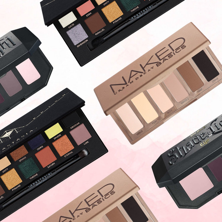 These Four Palettes are Seriously on Sale Right Now