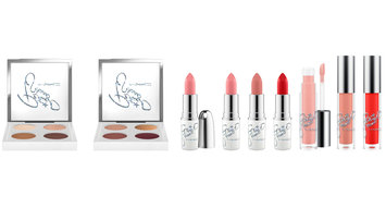 See Every MAC x Patrick Starr Product