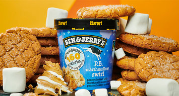 Ben & Jerry's Low Cal Ice Cream is Back with New Flavors