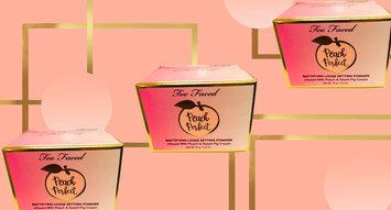 See Too Faced's Newest Peach Dream