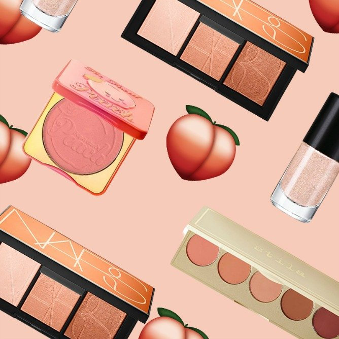 Spring 2017's Latest Trend: Peach