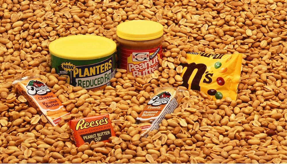 The Best Peanut Butter Treats