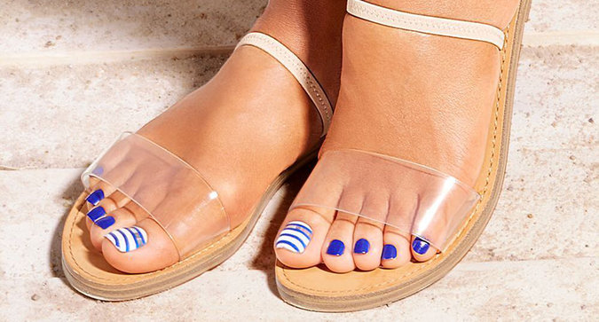 Keep Your Feet Happy This Summer With imPRESS Pedicure