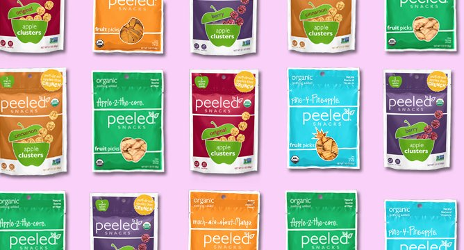 Behind the Brand: Noha Waibsnaider, Founder of Peeled Snacks