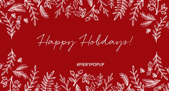7 Essentials from Pier 1 for an Adorable Holiday Party