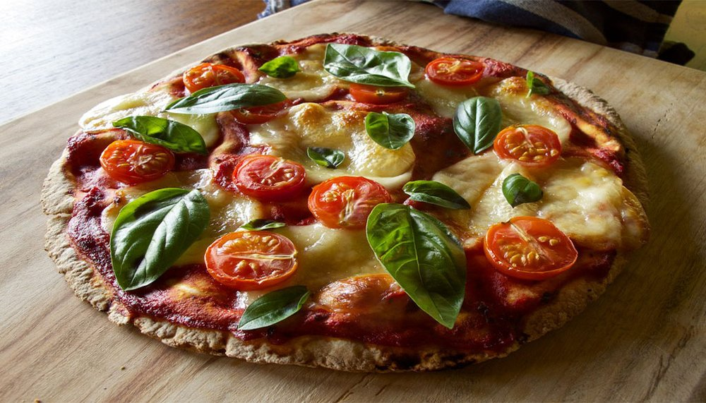 5 Healthy Pizza Alternatives