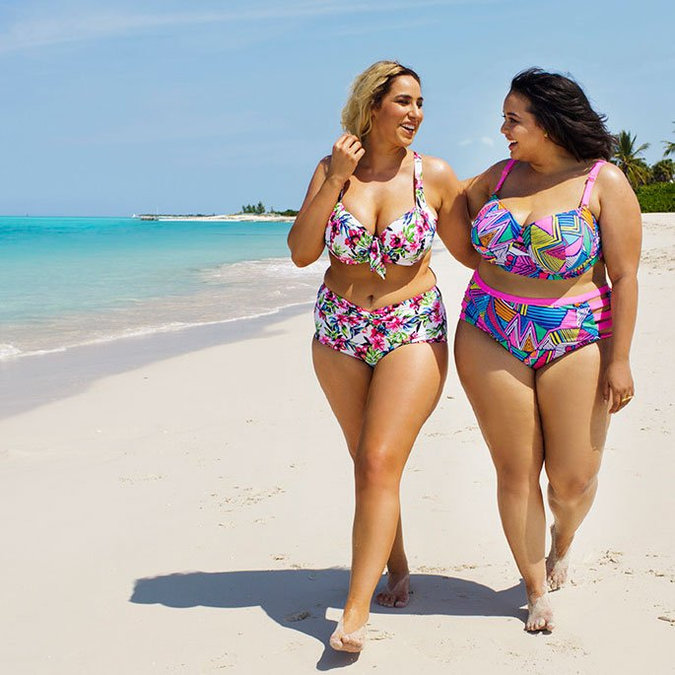 Influenster Talks: Real Plus Size Clothing Models