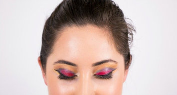 15-Minute Halloween Eye Makeup: Pokemon