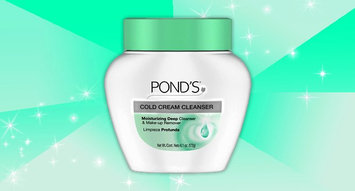 Cult Classic Beauty Products: Ponds Cold Cream
