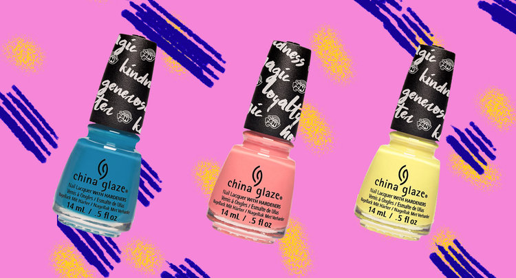 Holy Nostalgia—China Glaze Launches My Little Pony Nail Polish