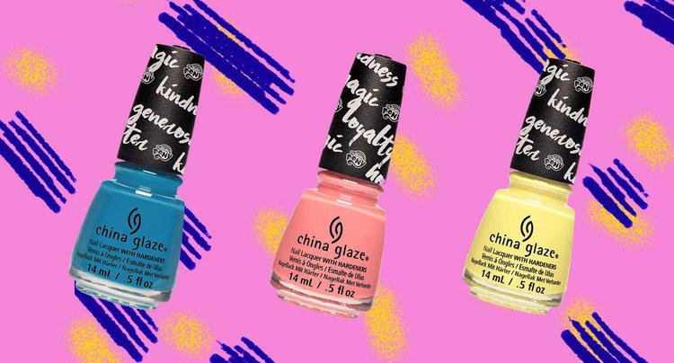 Holy Nostalgia—China Glaze Launches My Little Pony Nail Polish