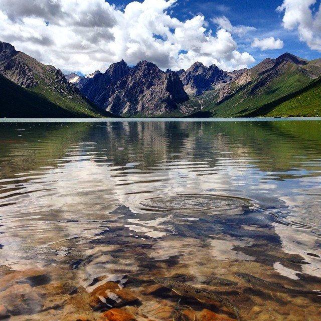 POTD: Tranquil Tibet
