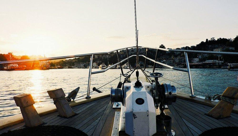 POTD: Smooth Sailing