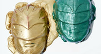 This Is Not a Drill—GLAMGLOW Is Releasing Power Rangers-Themed Masks