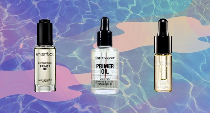 How To Properly Use Those Priming Oils You're Seeing