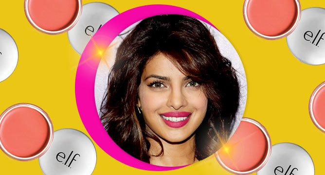 You Can Get Priyanka Chopra's Rosy Glow For Only $4
