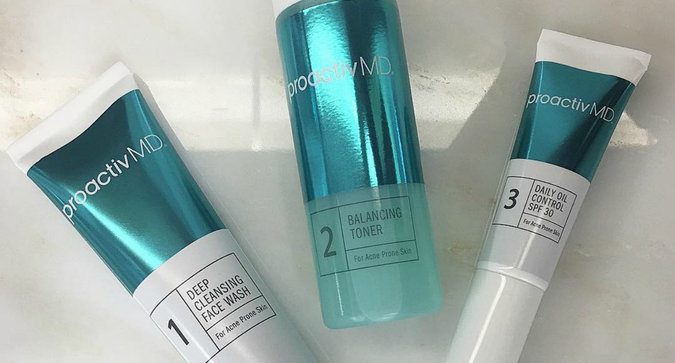 Proactiv Drops a Brand New Line