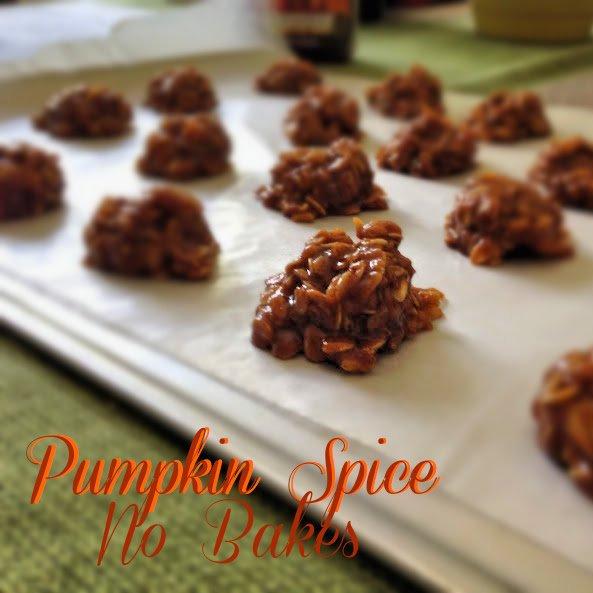 Treat Yourself: Pumpkin Spice No-Bakes