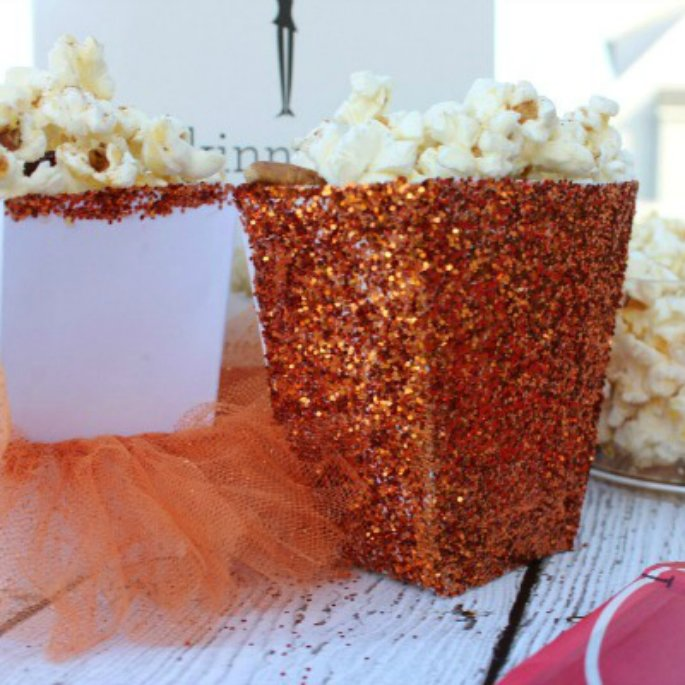 Thanksgiving Inspo: Pumpkin Pie Popcorn