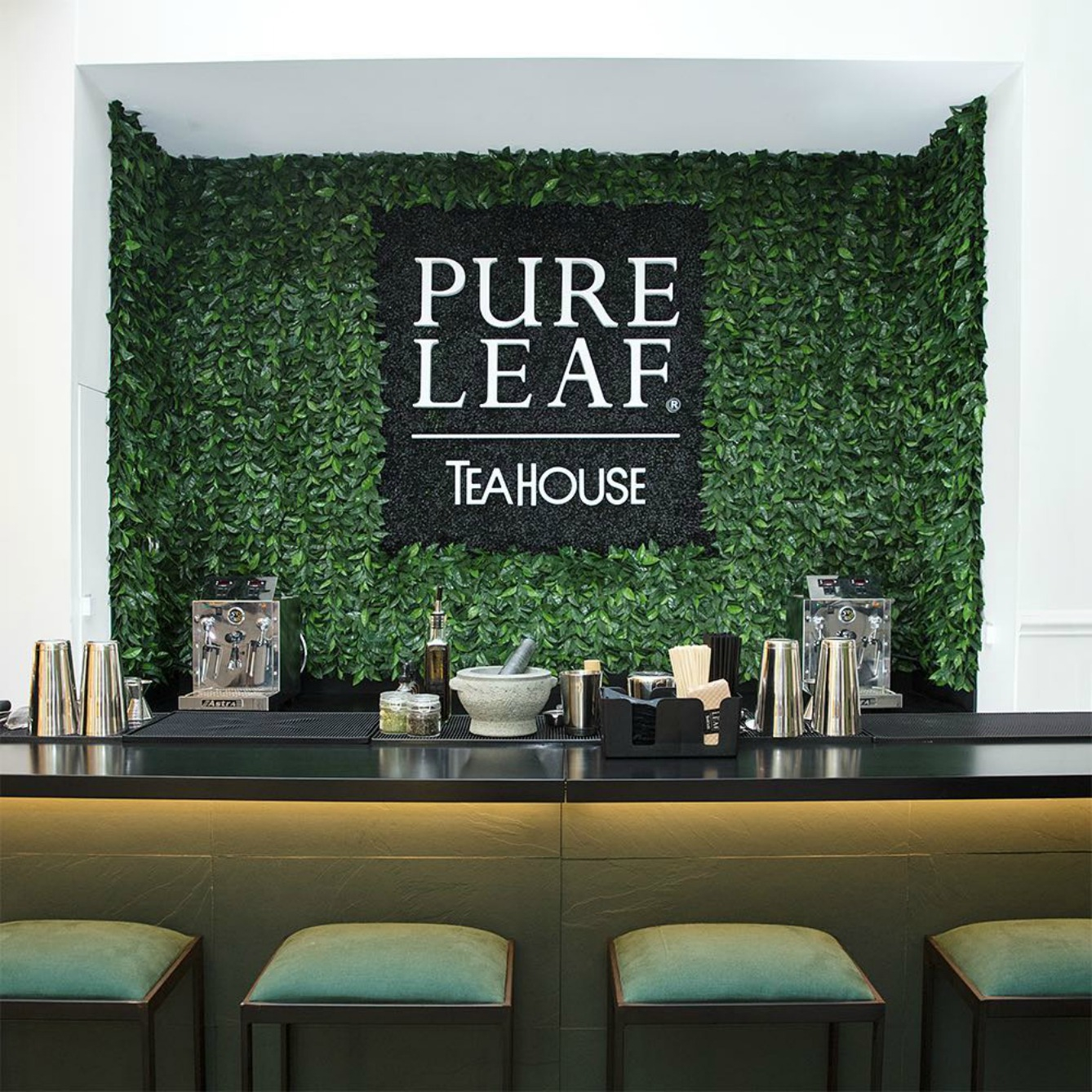 In NYC? Check Out This Cool Tea Pop Up